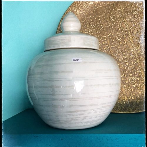 PEARL CANDY JAR